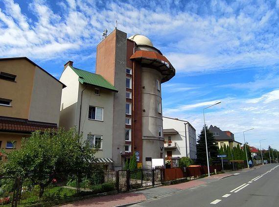 Rewitalizacja obserwatorium astronomicznego z unijnym dofinansowaniem