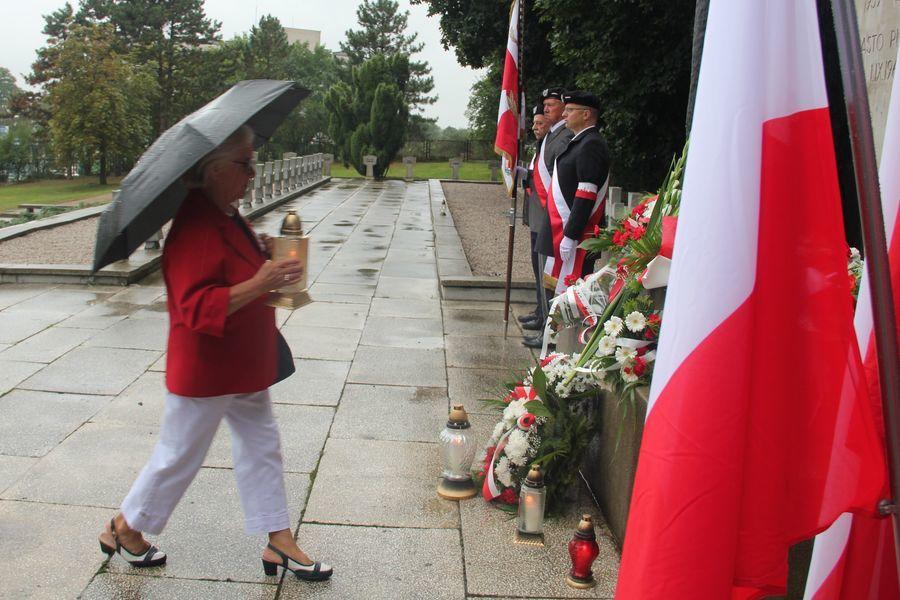 81. rocznica wybuchu II wojny światowej. Uroczystości w Puławach