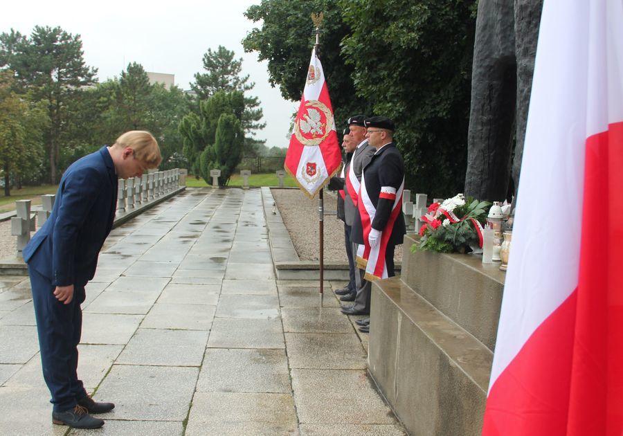 Pokłon od przedstawiciela posła na Sejm RP Krzysztofa Szulowskiego
