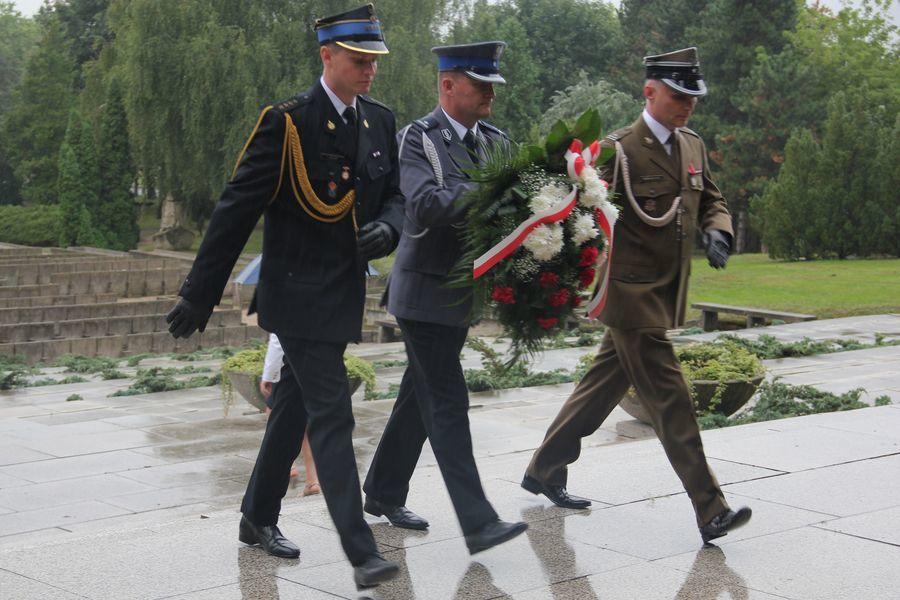 Służby mundurowe z terenu powiatu puławskiego