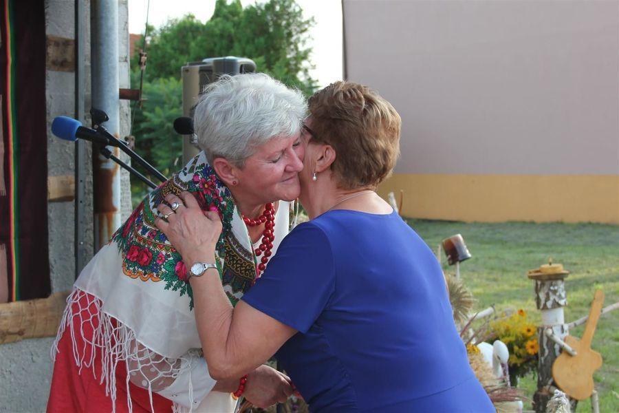 Gratulacje od siostry dla przewodniczącej Walentyny Nowak