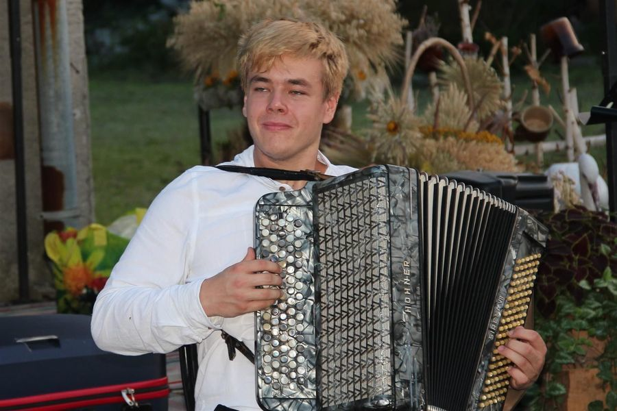 Akordeonista z Nałęczowa