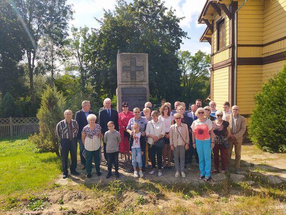 77. rocznica wielkiej akcji partyzanckiej w Gołębiu