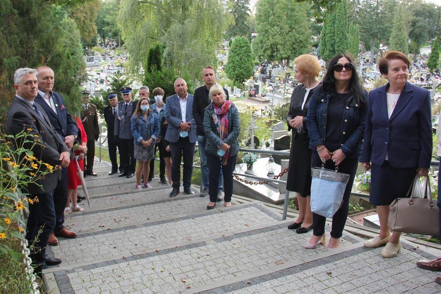 Uczczenie pamięci poległych i pomordowanych Bohaterów