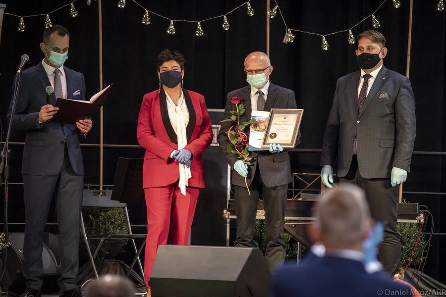 Laureat Nagrody Starosty Puławskiego w dziedzinie kultury Piotr Wiącek