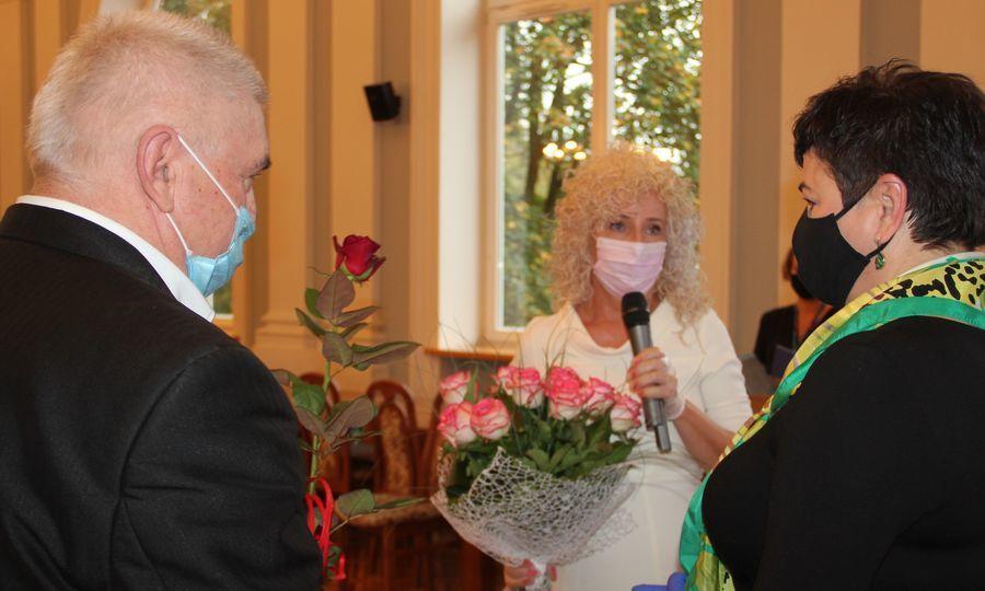 Dzień Edukacji Narodowej - uroczystości w Starostwie Powiatowym w Puławach