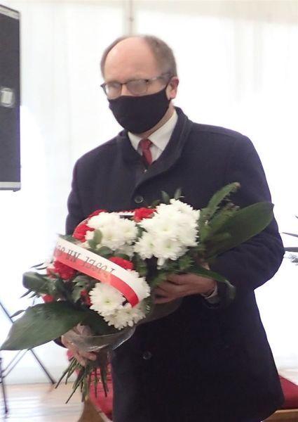 Wiązanka od posła Krzysztofa Szulowskiego