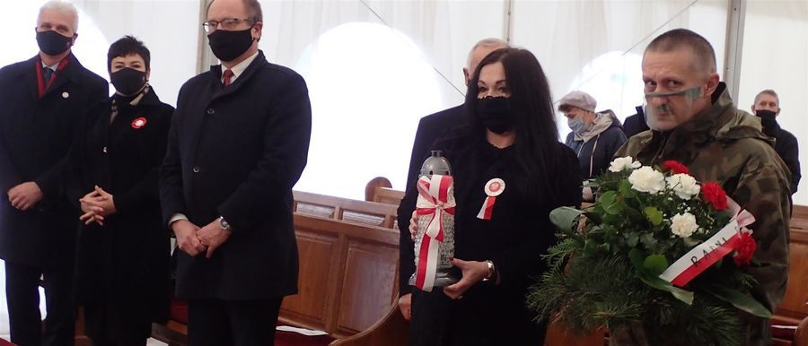 Przewodnicząca Rady Miasta Bożena Krygier
