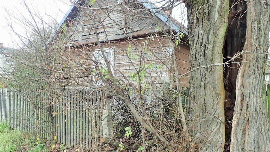 Stara chata w Zbędowicach