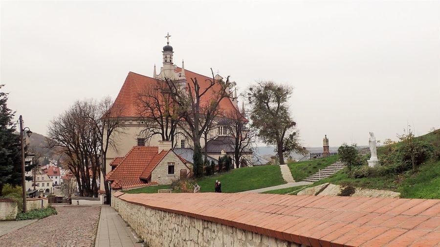 ul. Zamkowa w Kazimierzu Dolnym