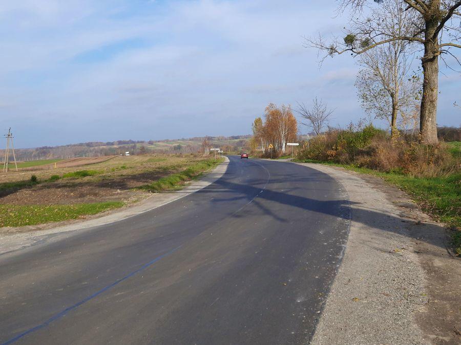 Droga powiatowa nr 2552L Wąwolnica - Poniatowa