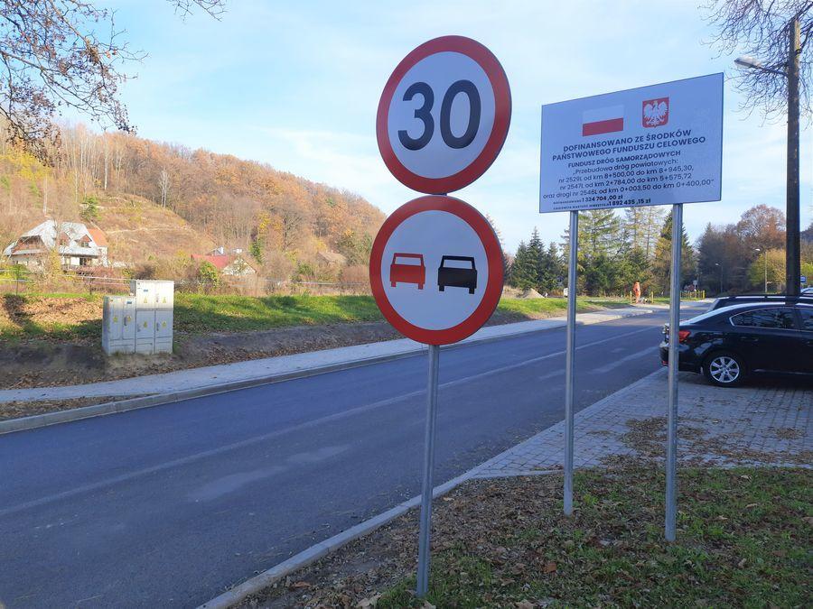 Przebudowa drogi powiatowej nr 2546L.