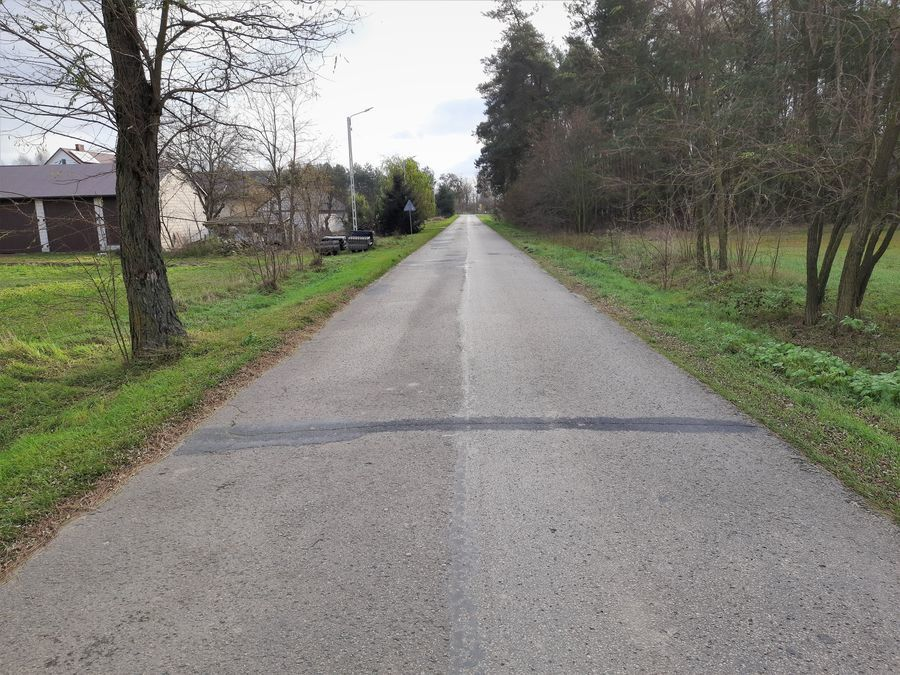 Droga powiatowa nr 2525L.