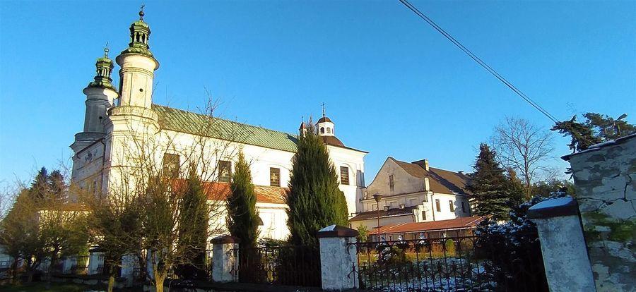 Sanktuarium NMP Królowej Różańca Świętego w Wysokim Kole