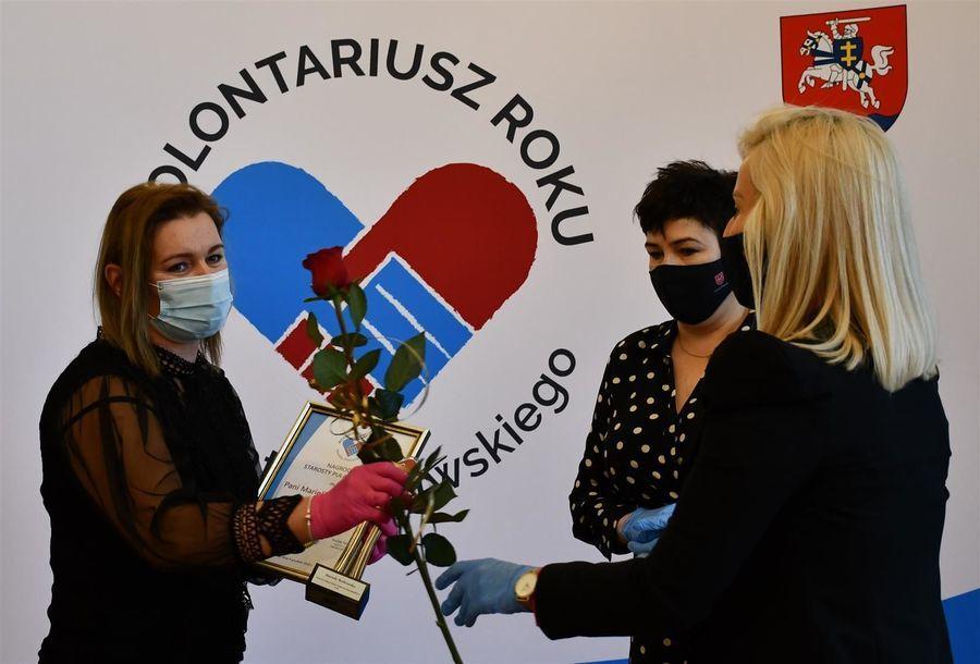 Nagroda dla Marioli Rutkowskiej