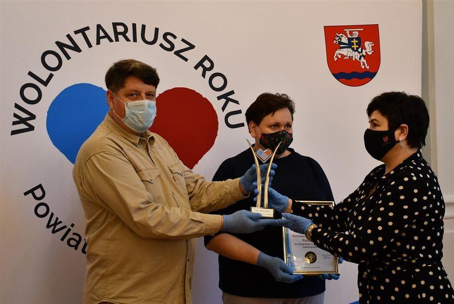 Nagroda dla Anny i Jakuba Karpetów