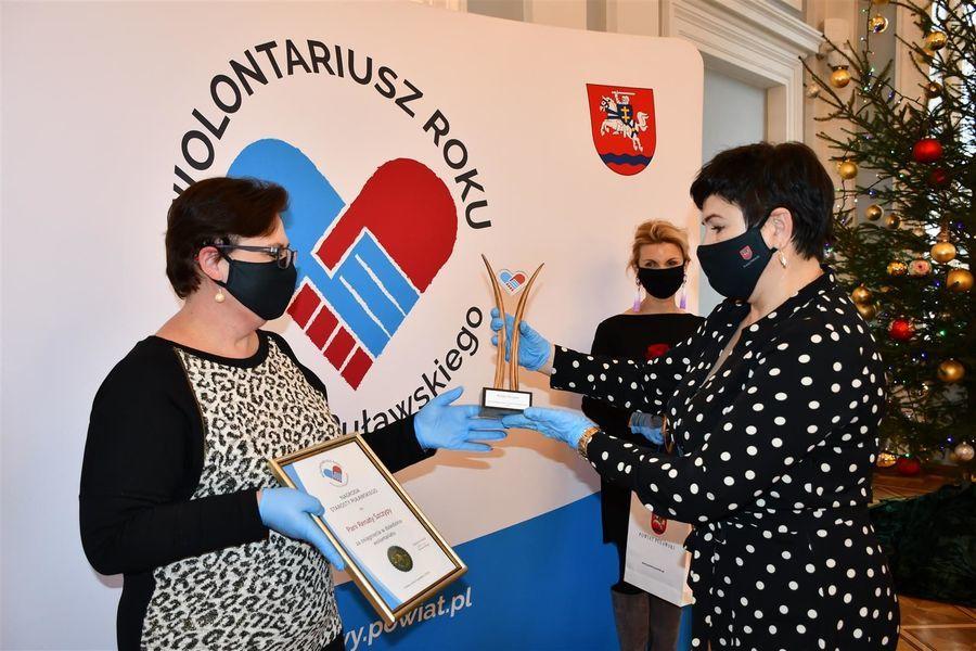 Nagroda dla Renaty Szczypy