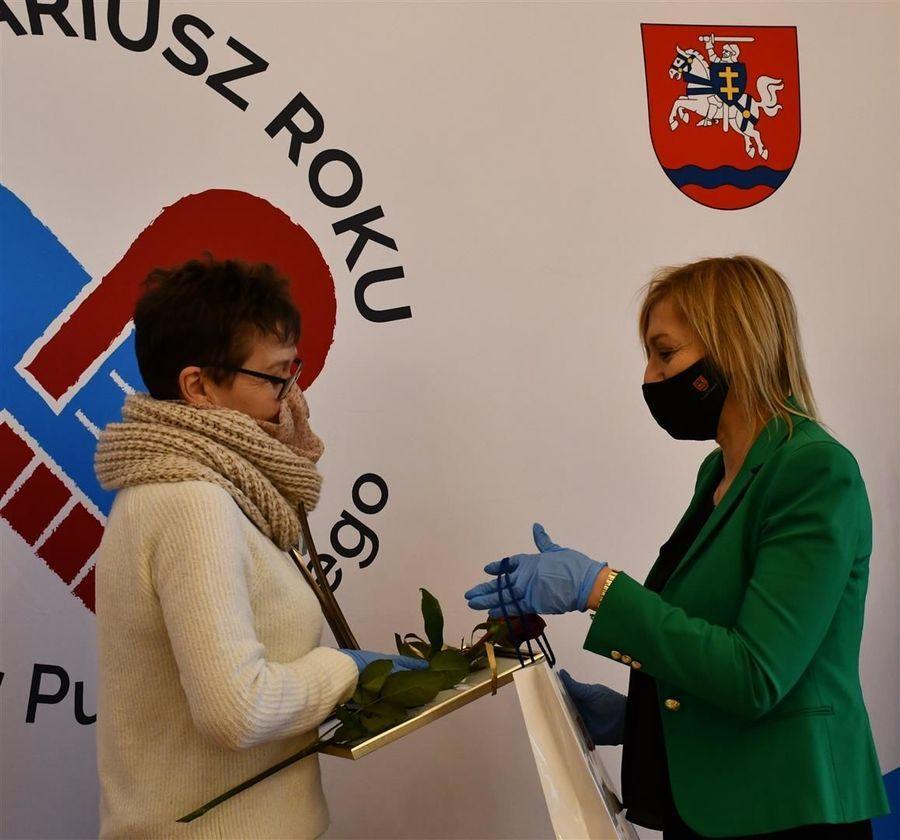 Nagroda dla Hanny Klepko