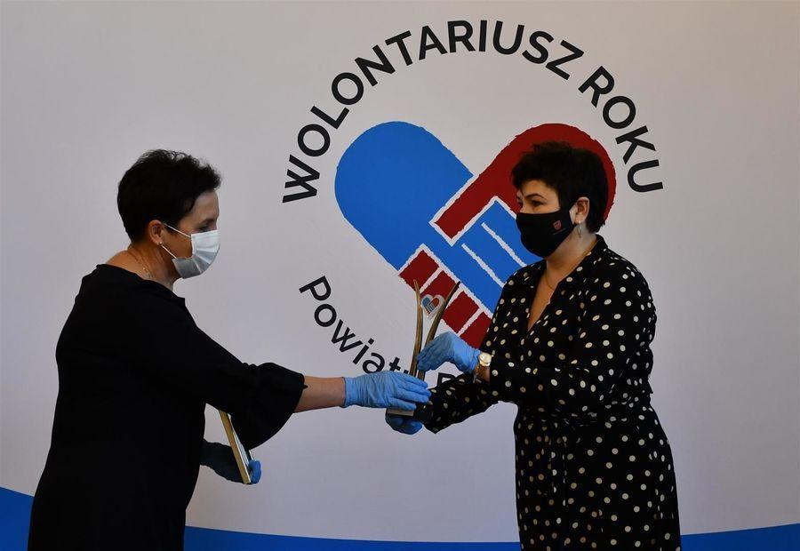 Nagroda dla Małgorzaty Osiak