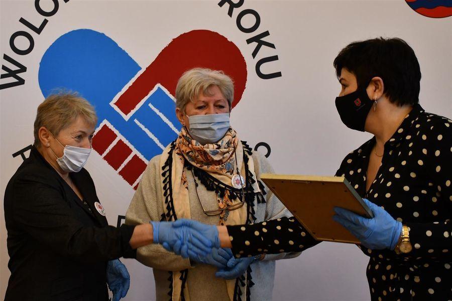 Nagroda dla Stowarzyszenia Kobiety z Pasją Borowa - Skoki