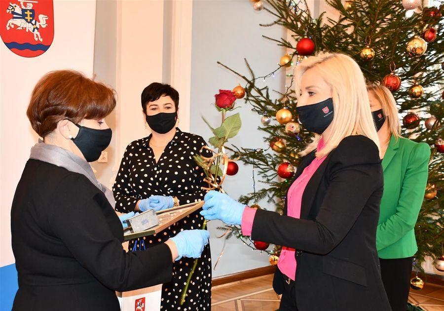 Nagroda dla Szkolnego Koła Caritas przy ZST w Puławach
