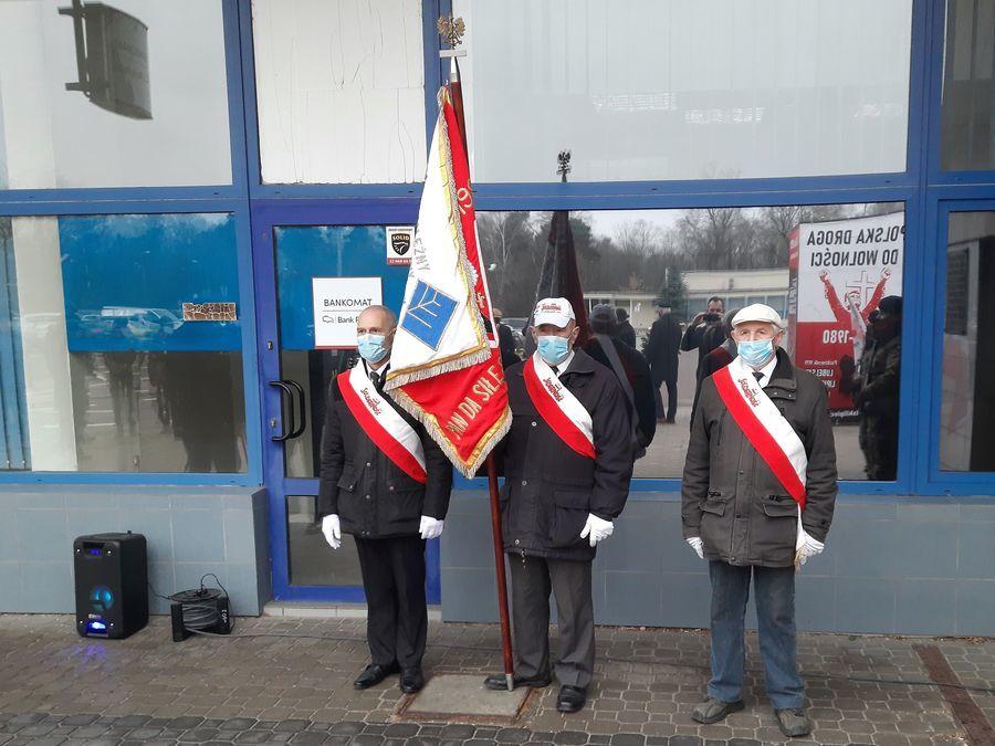 Puławskie obchody 39. rocznicy wprowadzenia stanu wojennego