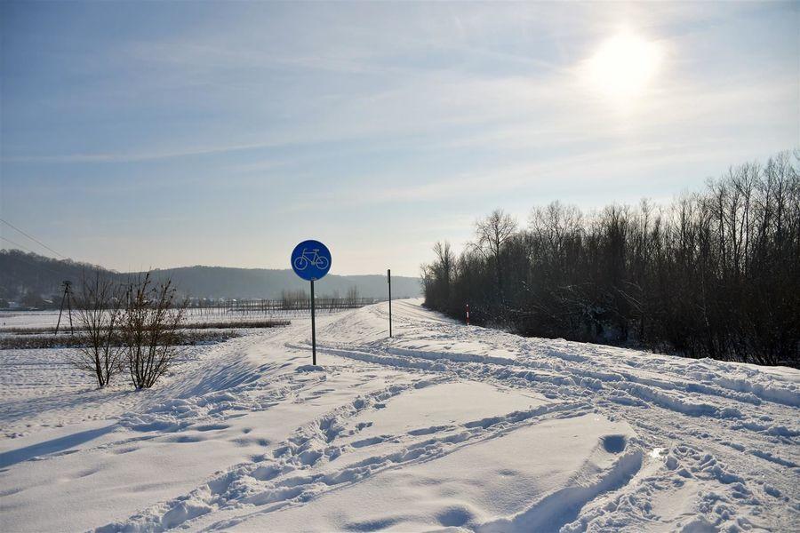 Droga rowerowa do Kazimierza Dolnego