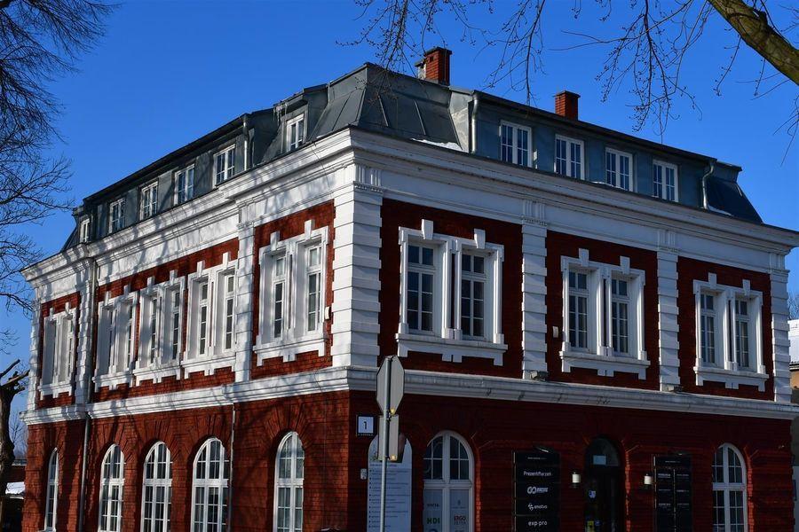 Dawny budynek magistratu