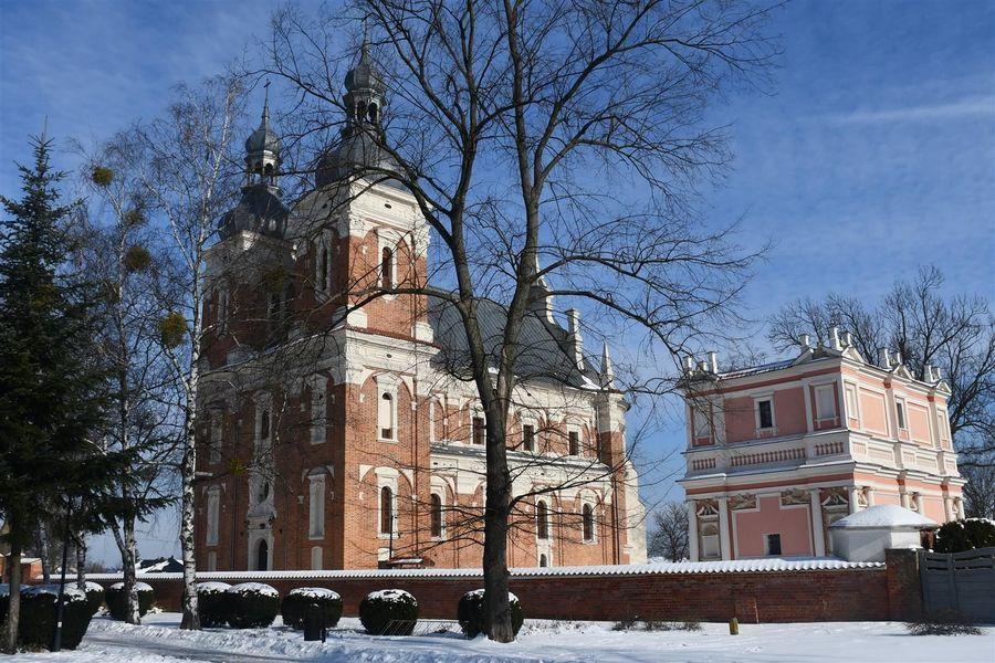 Kościół pw. św. Floriana i św. Katarzyny w Gołębiu, Domek Loretański