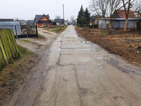 Rozpoczęcie prac na projektem budowy drogi powiatowej nr 2530L