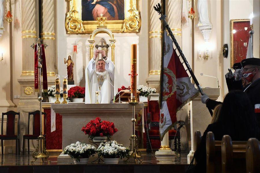 Masza św. w Kościele pw. św. Józefa