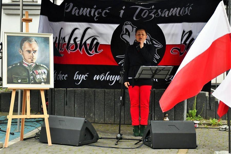 Jolanta Sip z Lubelskiej Federacji Bardów