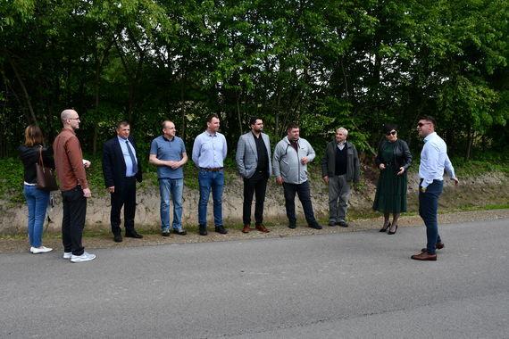 Modernizacja pasa drogowego drogi powiatowej w msc. Jeziorszczyzna zakończona