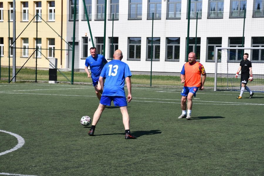 XI Turniej Piłki Nożnej Samorządowców Powiatu Puławskiego
