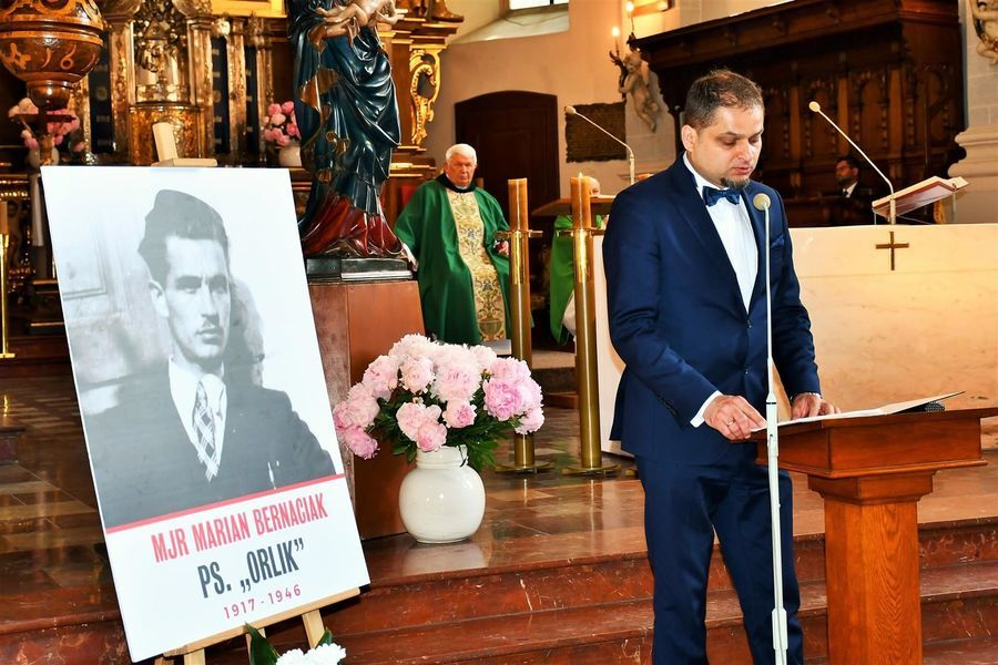 Historię Orlika przedstawia dr Marek Chrzanowski
