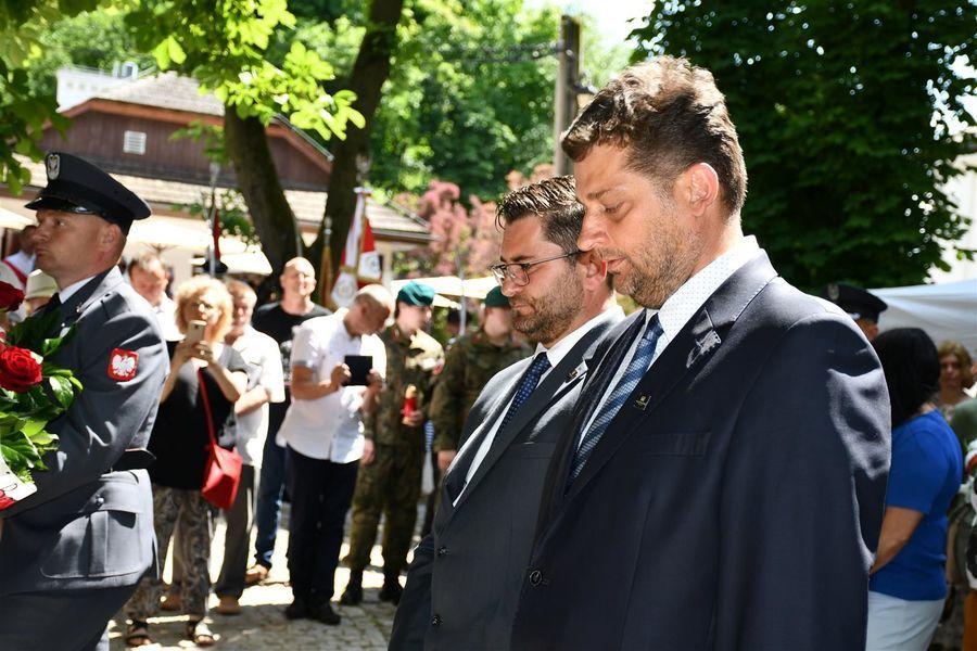 Pokłon od władz Kazimierza Dolnego