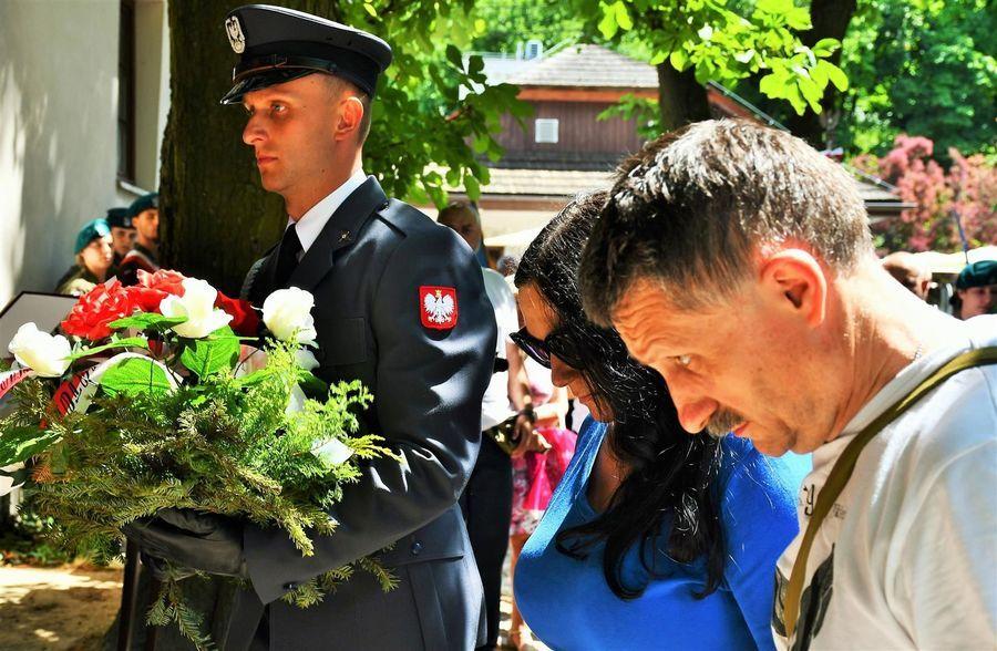 Pokłon od przedstawicieli Rady Miasta Puławy