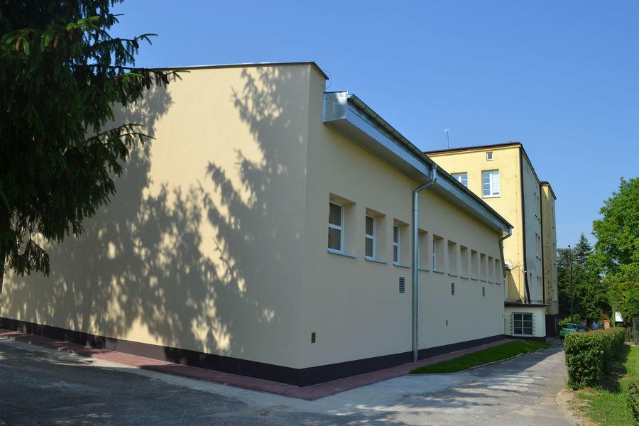 Sala gimnastyczna ZS nr 2