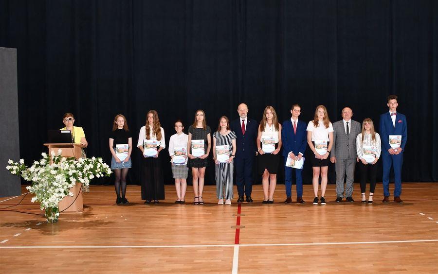 Gala rozdania nagród Starosty Puławskiego Być Najlepszym