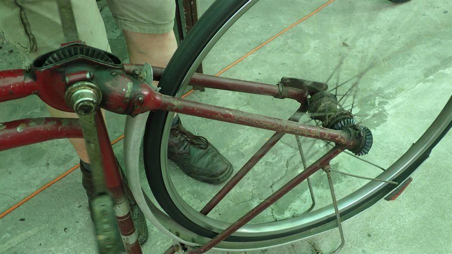 W Muzeum Nietypowych Rowerów
