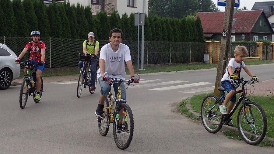 Rajd rowerowy: Puławy - Gołąb - Bonów - Puławy
