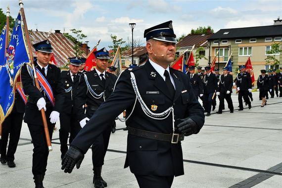 100 lat Ochotniczej Straży Pożarnej w Końskowoli