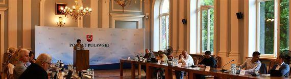 Absolutorium dla Zarządu Powiatu Puławskiego za 2020 rok