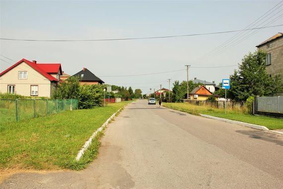 Przekazanie placu Przebudowa drogi powiatowej 2511L w Żerdzi