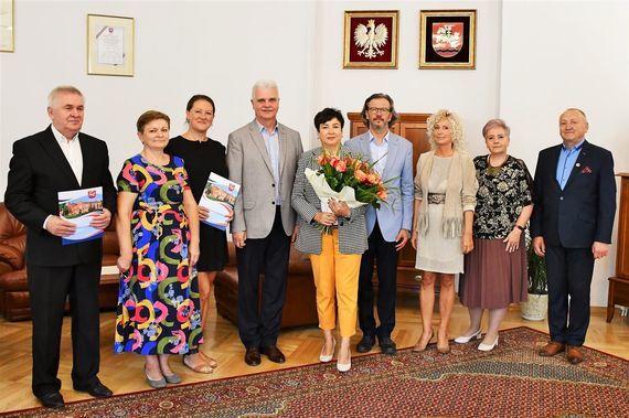 Nominacje dla dyrektorów szkół i placówek oświatowych Powiatu Puławskiego