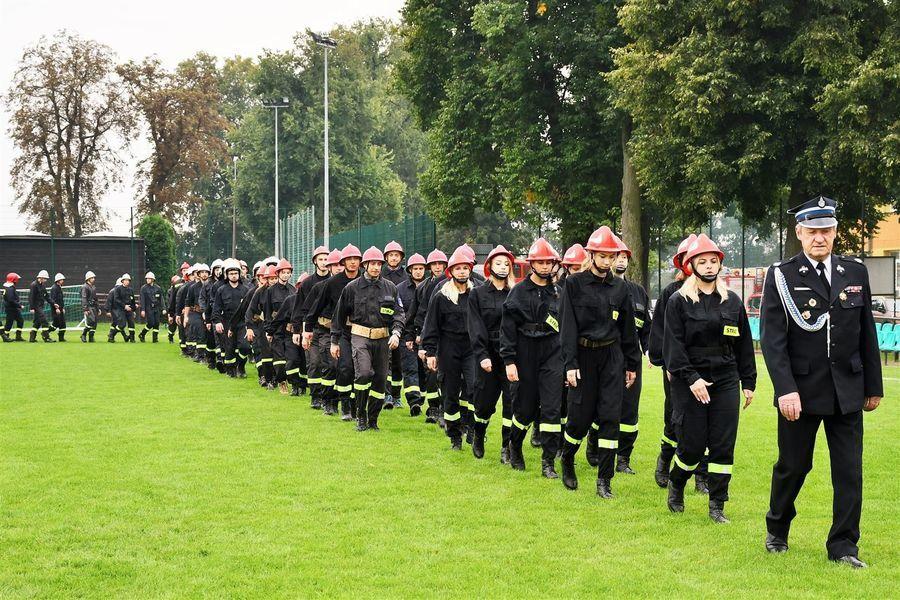 Powiatowe Zawody Sportowo-Pożarnicze OSP w Żyrzynie
