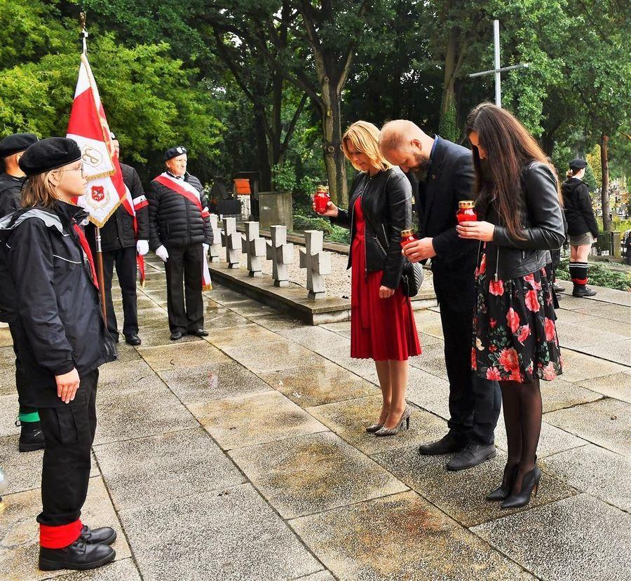 Puławskie uroczystości 82. rocznicy wybuchu II wojny światowej