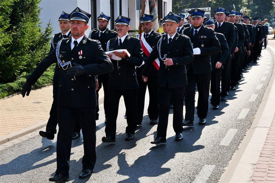 Jubileusz 100-lecia OSP Włostowice