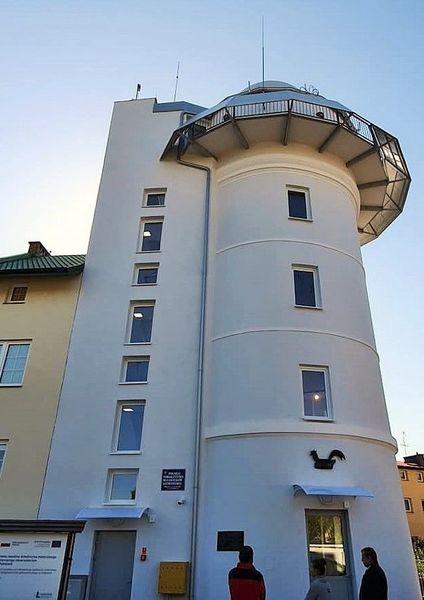 Budynek obserwatorium