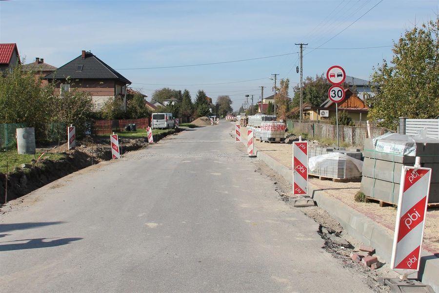 Przebudowa drogi powiatowej nr 2511L w Żerdzi